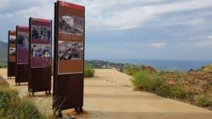 Memorial de l'Exili Coll dels Belitres