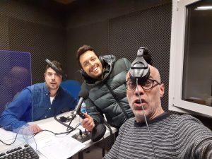 Jordi Subirà, en Genís Casals i en Carles Casart