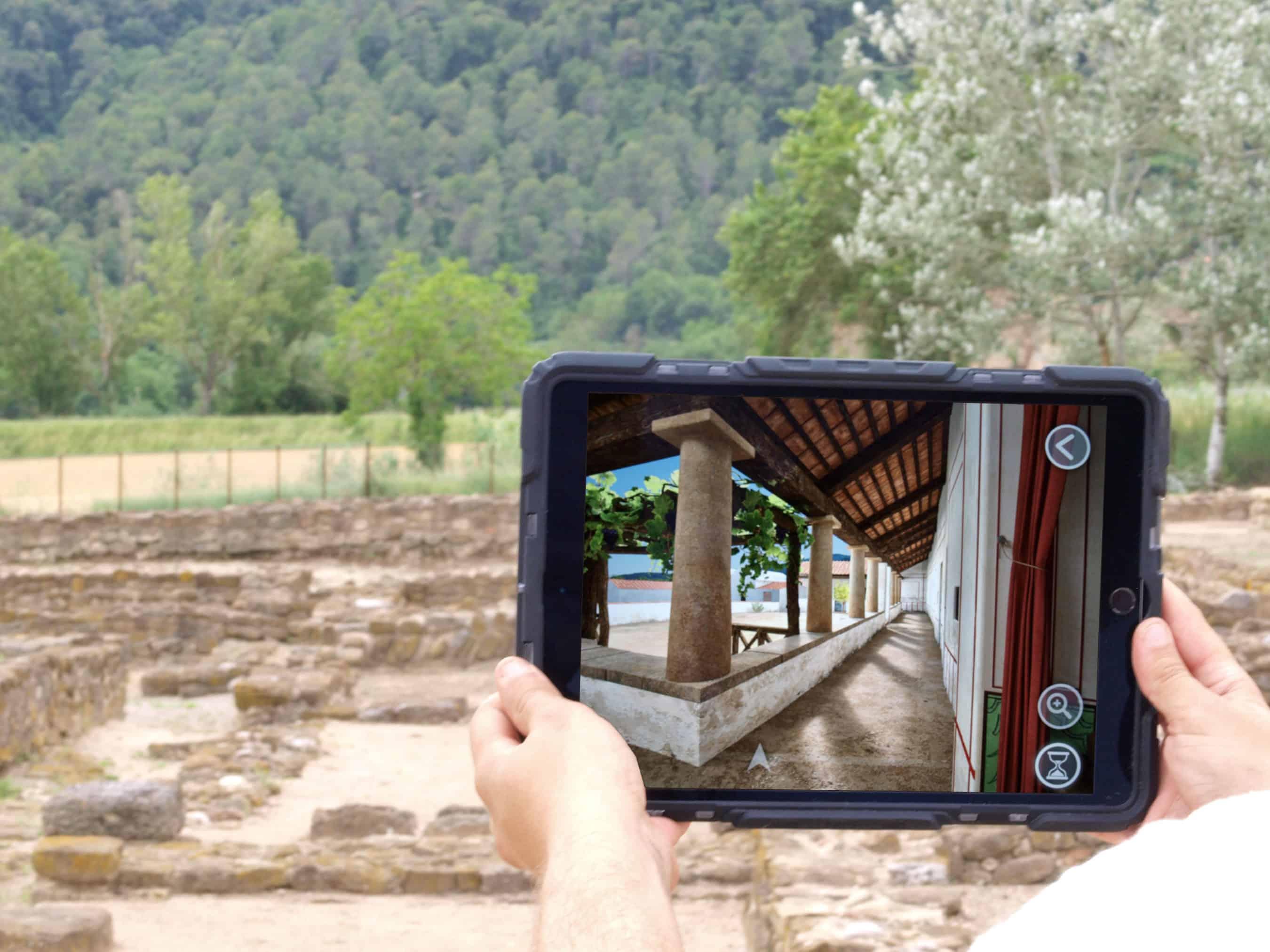 Vilauba en 3D